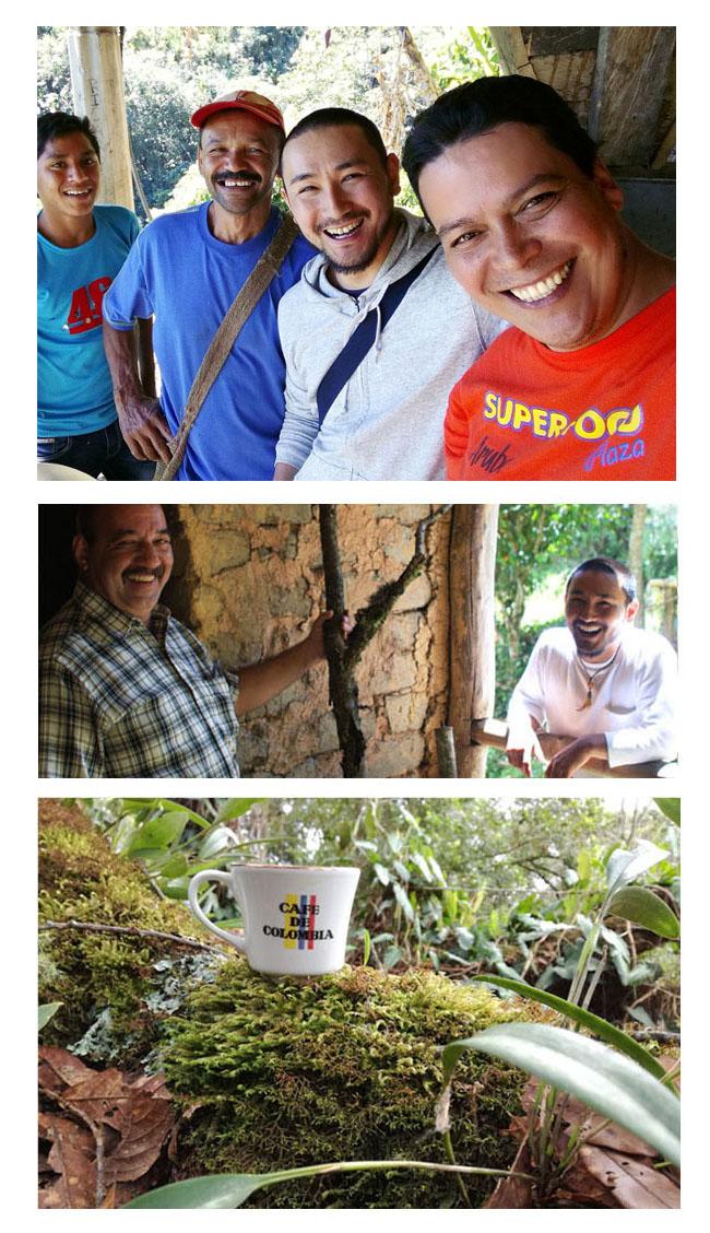 コロンビアコーヒー マリア農園007-2