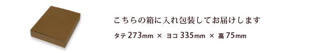 ギフト箱サイズdrip6