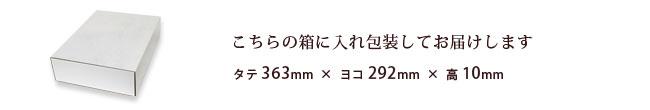 ギフト箱サイズice6