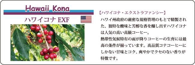 福袋ハワイコナの説明